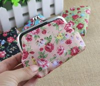 Rosa Fiore Coin Purse 3