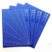 ingrosso progetti d'arte-30 * 22cm Blu professionale resistente antiscivolo PVC Taglio Mat - Ottimo per Scrapbooking, quilting, cucito e tutti i progetti di arti e mestieri