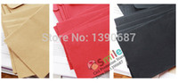 Оптовое - Три цвета 10PCS / Lot Kraft Paper Envelop Vintage Blank Letter Paper Writing Envelop 3 Colors BK10128