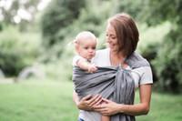 Wholesale Elastic Wrap Baby Carrier - Retail 10 Colors Moby Wrap Elastic Cotton Newborn Solid Color Baby Carrier Wrap Backpacks Baby Sling For Babies