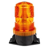 bernstein geführtes warndachlicht großhandel-30 LED Gelb Blitz Strobe Notfall Warnung Gefahr Warnung Runde Light Truck Fahrzeug Auto Dach