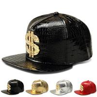 Wholesale Tmt Snapback Wholesale - New Hot New Dollar Sign The Money TMT Gorras Snapback Caps Hip Hop Swag Hats Mens Fashion Baseball Cap Brand For Men Women