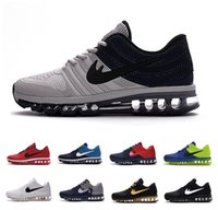 Wholesale Cheap Big Boots - Cheap 2017 Men running shoes Hot selling Original 2016 KPUmax cushion boots NM release sneakers Big size 7-13