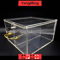 Wholesale Acrylic Chip carrier YM TX02