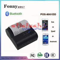Wholesale by dhl or ems mm bluetooth printer thermal receipt printer bluetooth android mini mm thermal bluetooth printer LD