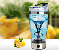 Wholesale Electric protein shaker blender my water bottle automatic movement vortex tornado ml bpa free detachable smart mixer cup MYY