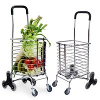 Wholesale Bag For Shopping Trolley - Top Sale Aluminium Alloy Frame Shopping Bags Shopping Trolley Folding Shopping Bag Supermarket Handcart Toys for Children ZG0119