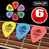 6x Nouveau Jim Dunlop Tortex Standard Mixed Gauges Guitare Picks Plectrums 6 Tailles AU