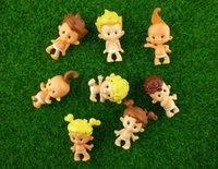Wholesale 50PCS Japanese famous cartoon doll lovely pvc kewpie angel doll CM kids toys collection birthday gift home decoration