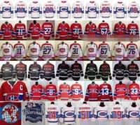 Wholesale Montreal Wholesale - Montreal Canadiens Jerseys Ice Hockey Winter Classic 11 Brendan Gallagher 27 Alex Galchenyuk 31 Carey Price 67 Max Pacioretty 76 P K Subban