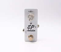 Wholesale Volume Booster - Guitar Effect Pedal Boost True Bypass MINI EP BOOSTER -- GUITAR PEDALS BOOST WHITE