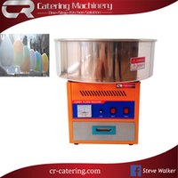 Wholesale Item 24v - Popular Item Higher Output Commercial Electric Cotton Candy Floss Maker Machine Rainbow Candy Floss 220V50Hz Free Shipping (CR-CF1O)