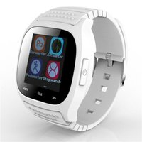 Wholesale i watch bluetooth for sale - M26 Bluetooth Smart Watch With LED Alitmeter Music Player Pedometer Sport Bluetooth Smartwatch For I phone Andriod Smart Phone With Box