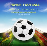 Wholesale Air Force Toys - Plastic Creative LED Air Force Football Sports Multi-surface Hovering Indoor Gliding Lights Hanging Soccer Casual Toys