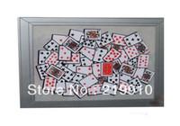 Wholesale free card tricks - Wholesale- Free shipping Frame Up Magic -- Card Trick Magic
