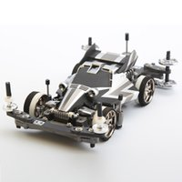 Wholesale Rc Drift Car Kit - EVO Professional Remote Control 4WD Unassembled Racing Car Drift Mini RC Car Suspension KIT Frame.