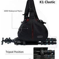 Wholesale pentax waterproof camera for sale - DSLR Camera Shoulder Bags Video Photo Digital Sling Cross Bag Case Waterproof with Rain Cover for Canon Sony Nikon Pentax K1 K2