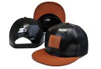 Wholesale Hip Hop Cars - New Hat Fashion Bones Gorras Snapback Truckfit CAR Hip Hop Cap Leather Brim Jordan Hats Baseball Caps hartt Casquette Men Women Chapeau