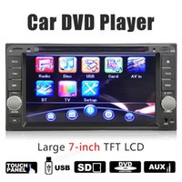Wholesale Touchscreen Radios For Cars - Brand New Touchscreen Car DVD Stereo USB MP3 Radio Player For Toyota Landcruiser Prado Hilux with iPod CMO_20P