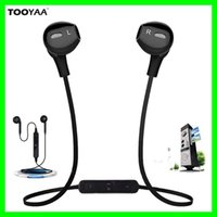 Wholesale Iphones Cell Phones - B3300 Wireless Bluetooth 4.1 Earphones and Earpiece Stereo Music Sports Running Earset Ecouteur with Mic For Xiaomi Samsung iPhones