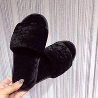 Wholesale Fashion Slippers For Girls - Iuggirl One Sheep Fur Slippers Home Out of The Street Take Necessary Tide for Women Girls babouche baboosh chinela