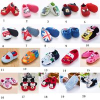 Wholesale Good For Export - multi choice 2017 hot sales baby walking shoes 1st baby walking learn shoes export european american good quality baby shoes for 0-18 months
