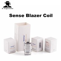 Wholesale Blazers Wholesale - 100% Original Sense Blazer Coil Head 0.2ohm 0.6ohm Compatible with Blazer Tank VS Blazer Mini Coil