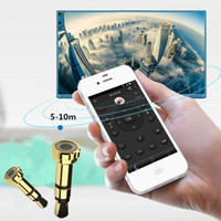 Wholesale Touch Projector Phones - Wholesale- 2Pcs Set Portable Mini Pocket Mobile Phone Smart IR Remote Control Switch For iphone ipad Touch For Air Conditioner TV Projector