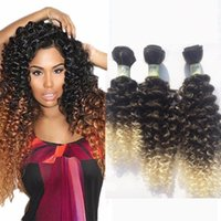 Fashionkey Самые популярные для Fashion Lady No Shedding Dyeable Synthetic Water Wave Bundles Kinky Curly Wave Hair Extensions Can Perm SF239