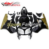 Wholesale plastic mold cover - Injection Full Fairings For Kawasaki ZX12R 2000 2001 00 01 ABS Plastic Motorcycle Full Fairing Kit Cowlings Body Frames Black Gold Covers