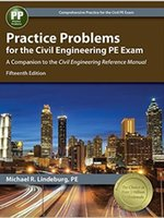 Wholesale Civil Engineering Reference Manual - 2017 New Book Practice Problems for the Civil Engineering PE Exam :A Companion to the Civil Engineering Reference Manual 10pcs