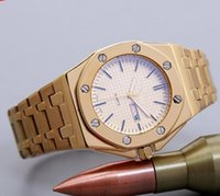 Wholesale Gold Banded Dresses - luxury Watches Brand Dress Brand Mens Watches Stainless Steel Band Strap Casual Date Women's Diamond Wristwatch Business Box Gift 601