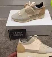 Wholesale Business Shoes For Women - Free Shipping Kanye West Low Top Leather Casual Shoes For Men and Women Business Casual Shoes in Paris35-46