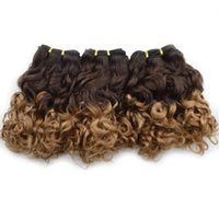 ingrosso tessuto dei capelli di fumi-G-EASY Fumi Hair 3 Bundles Aunty Funmi rimbalzi arricciati colore naturale brasiliana estensioni dei capelli vergini non trasformati tessuto dei capelli umani