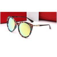 Wholesale 55mm Color Lens - 2017 Fashion Sunglasses Brand woman Flower Butterfly Sunglasses Women Polarized Adumbral Sunglasses 6 Color Lens Size:60mm*55mm