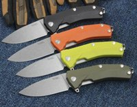 outdoor lion - lion steel lionsteel KUR Sleipner steel HRC fipper knife Camping Survival Folding Knife Gift Knife Outdoor Tools OEM