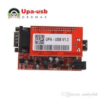 Wholesale Upa Usb Programmer - New UPA USB Programmer With Full Adaptors With Nec Function