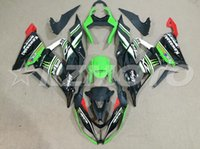Wholesale New Motorcycle ABS Injection Fairing Kits Fit For kawasaki Ninja ZX6R ZX R bodywork set cool style