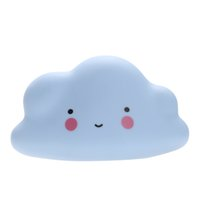 Wholesale 1 Pc Kids Novelty Cloud Face Night Light Childrens Bedroom Nursery Lamp Mini Cloud Lamp Toy In Bedroom Children s Room Decorate