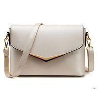 Wholesale Sale Ostrich Handbags - Female package 2017 new European and American fashion handbag shoulder aslant laptop bag factory direct sale luxry famous brand Hotsale
