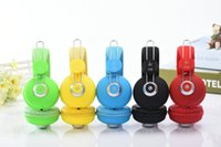 Wholesale Headphones Without Wires - JKR-110 Hifi Headphone Headset Earphone Wired Noise Cancelling without Mic For Cell Phone Computer MP3 MP4