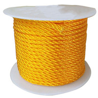 Wholesale Macrame Necklaces - 3mm Golden Yellow Twist Twine Thread Nylon Cord+Jewelry Accessories Macrame Rope Shamballa Bracelet Necklace String 30m roll