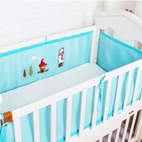 Wholesale Blue Beds - fashion new style cotton comfortable baby bedding sets nursey bedding