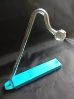 acessórios de vidro bong venda por atacado-Pote de vidro delgado transparente, fumar acessórios Fumando cachimbo de água de vidro tubos de vidro Pipe acessórios para tubos Fumo ou bongos