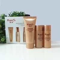 Wholesale KANS ULTRA REPAIRING FIRMING STEPS BASIC SET Travel package