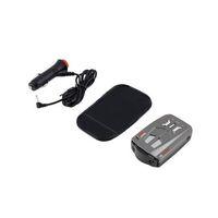 coche v9 al por mayor-V9 radar coche velocidad móvil medición medidor de velocidad integrado seguridad velocímetro de advertencia temprana