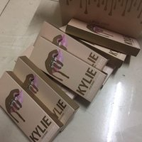 Wholesale Cup Pop - The American and European pop Lip Kit by Kylie Jenner matte spot with cup + lip gloss lip pencil matte Makeup