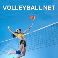outdoor volleyball nets - Volleyball net Outdoor Sports Training Entertainment Volleyball Network Sporting Goods free shopping