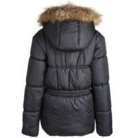 Wholesale Girls Puffer Down - Rothschild Big Girl Down Alternative Hooded Winter Puffer Bubble Jacket Coat