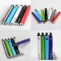 Wholesale Clearomizer Ce4 V3 - 510 Thead Vapes Battery 1300mAh UGO V3 Micro USB Passthrough Vaporizer Pen for CE4 Atomizer 1.6ml E Cig Clearomizer